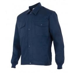 Cazadora Azul Marino 100% algodón
